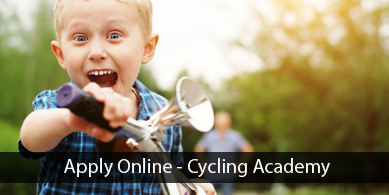 cycling academy banner